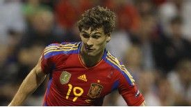 Fernando Llorente has entered the final year of his contract