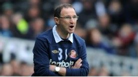 Martin O'Neill: Fed up with his side conceding late goals