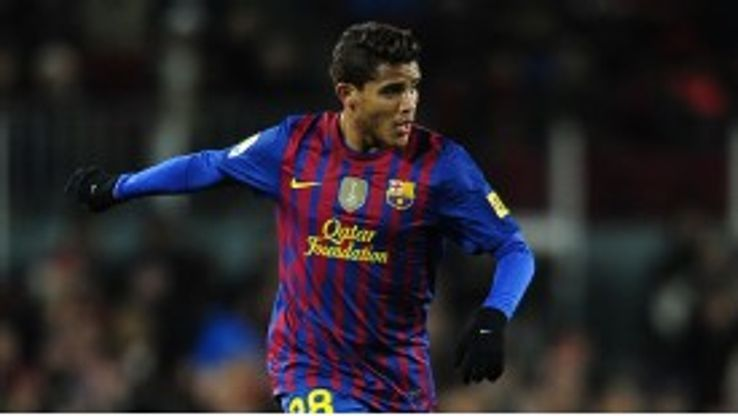 Jonathan dos Santos is determined to prove his worth at Barcelona