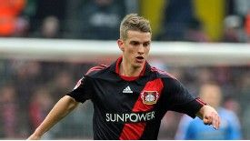 Lars Bender is one of two Leverkusen players in the squad for the France friendly
