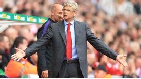 Arsene Wenger has faced accusations of a 'crisis' at Arsenal several times in recent seasons