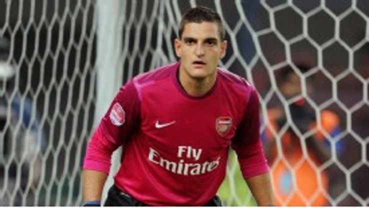 Vito Mannone has impressed this season