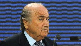 Blatter: 'Very pleased with the ideas that have evolved'