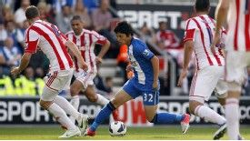 Ryo Miyaichi has struggled for game time at Wigan
