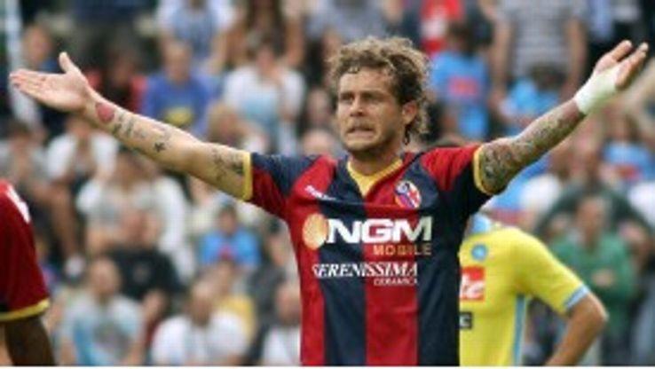 Alessandro Diamanti will be key for Bologna this season