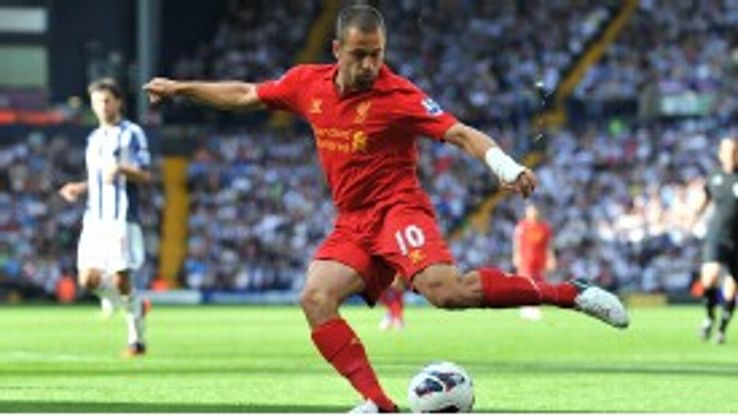 Joe Cole will be hoping to force his way into Brendan Rodgers' starting line-up