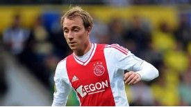 Christian Eriksen is relishing the chance to play against some of Europe's strongest sides in the Champions League