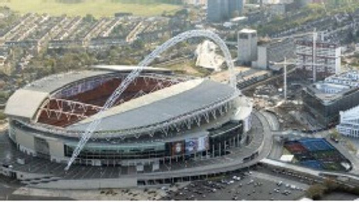 Wembley would be the logical choice for the game but the stadium has few available dates