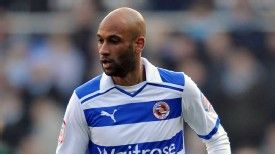 Jimmy Kebe is unhappy with Reading's transfer activity