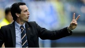 Unai Emery established a fine reputation at Valencia.