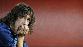 Carles Puyol hailed Guardiola as 'a fantastic manager'