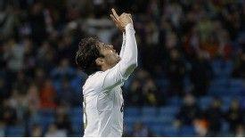 Kaka has struggled to make an impact since joining Real Madrid