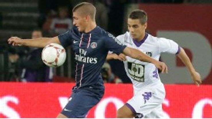 Marco Verratti has made an instant impact at PSG