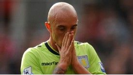 Stephen Ireland has a broken bone in his wrist