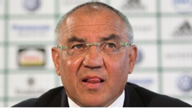 Felix Magath joined the club in 2011