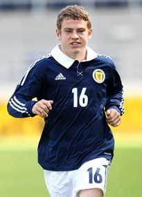 Ryan Fraser looks to be a bright young talent for Scottish football