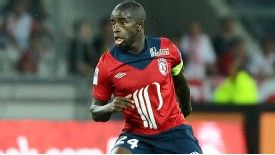 Lille captain Rio Mavuba