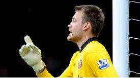 Simon Mignolet is looking forward to another derby