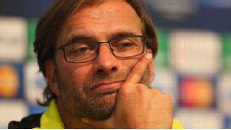 Jurgen Klopp has been frustrated by rumours of Lewandowski's exit