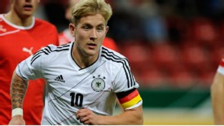 Holtby will captain the Under-21 side in 2013