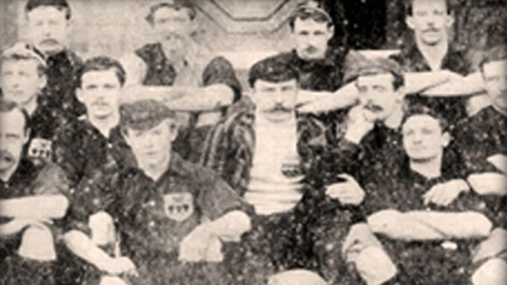Sheffield FC played their first game in 1860