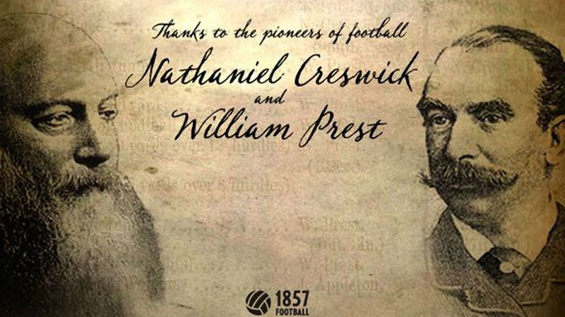Nathanial Creswick and William Prest were innovators of the early game