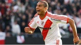 David Trezeguet will be in focus for River Plate