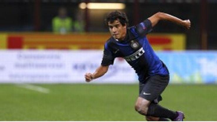 Inter Milan midfielder Philippe Coutinho