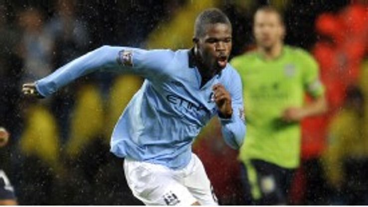 Razak is yet to make a Premier League start for City