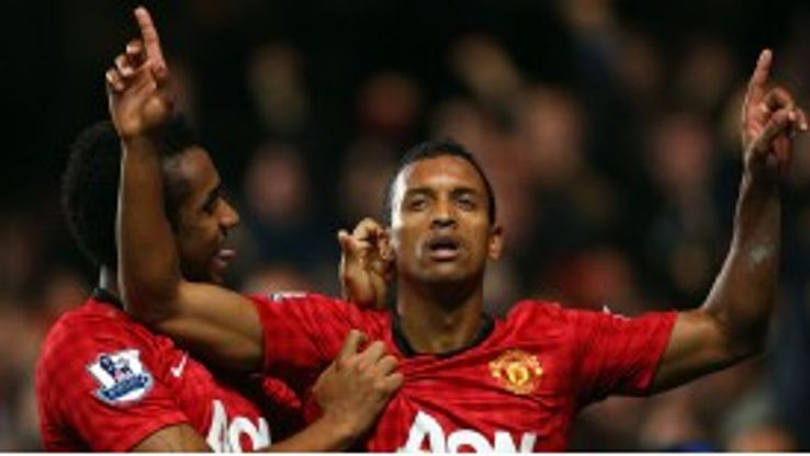 Nani could miss most of December with a hamstring injury