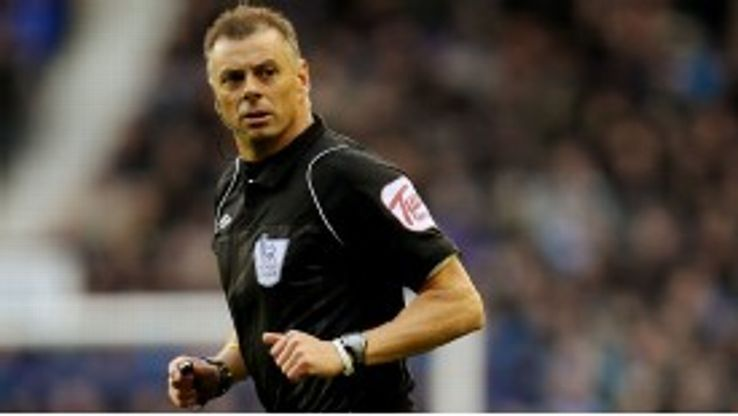 Mark Halsey has had a difficult season