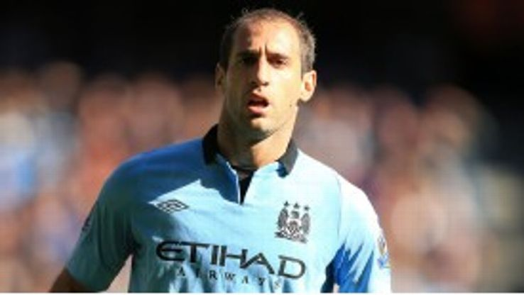 Pablo Zabaleta is confident he will be fit to face West Ham