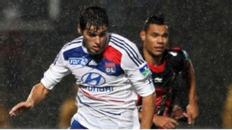Yoann Gourcuff could move clubs again this summer