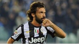 Andrea Pirlo didn't leave the Serie A but AC Milan are probably wishing he had.