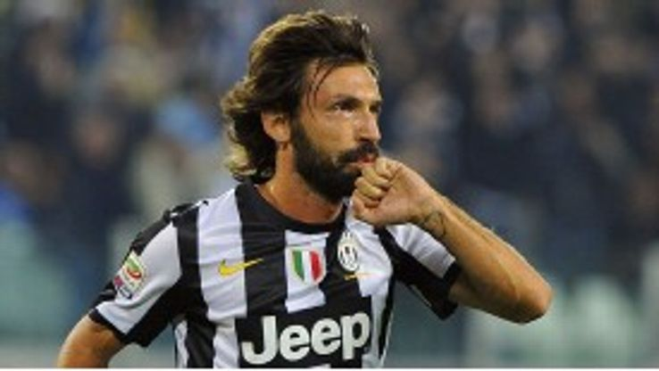 Andrea Pirlo insists Juventus will not be resting on their 3-0 lead over Celtic