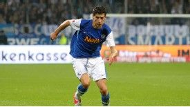Leon Goretzka in action for Bochum