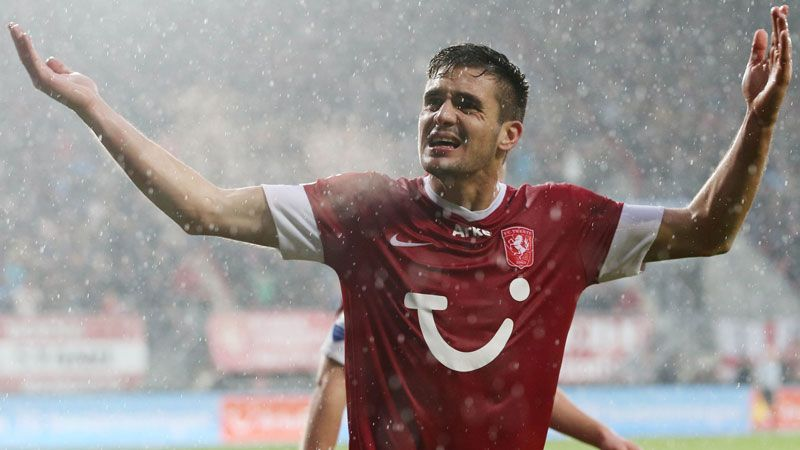 Dusan Tadic created and scored a goal for Twente