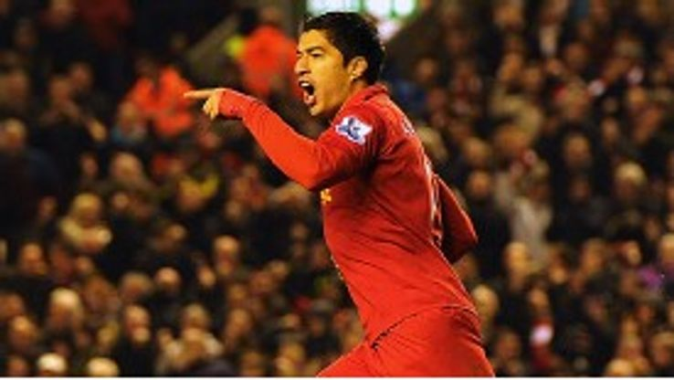 Luis Suarez is staying put at Anfield