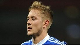 Lewis Holtby could be dropped against Arsenal