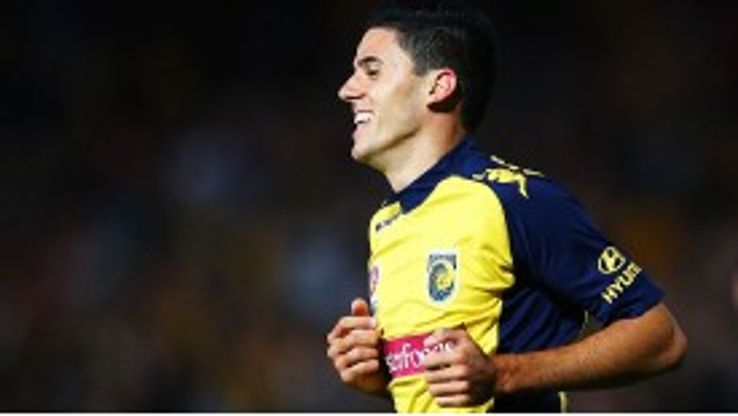 Youngster Tom Rogic has received his first international call-up