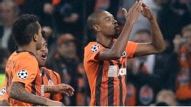 Fernandinho has impressed this season for Shakhtar