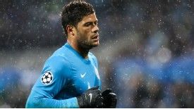 Hulk joined Zenit from Porto for £32 million last summer but could already move on from Russia