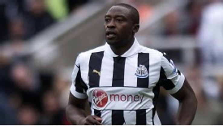 Ameobi's family moved from nigeria to Newcastle when he was five