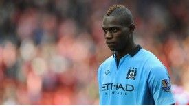 Balotelli could be on his way out of City