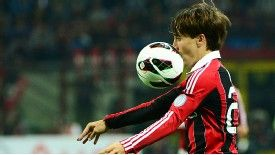 Bojan had to leave Barcelona for Serie A to get first team football