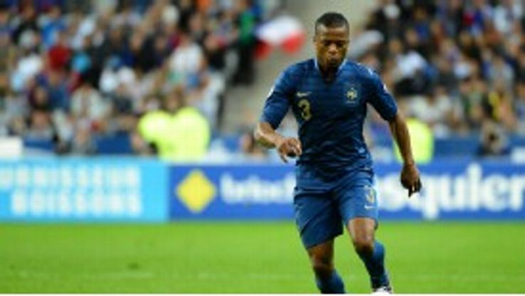 Patrice Evra is desperate to win a title with France