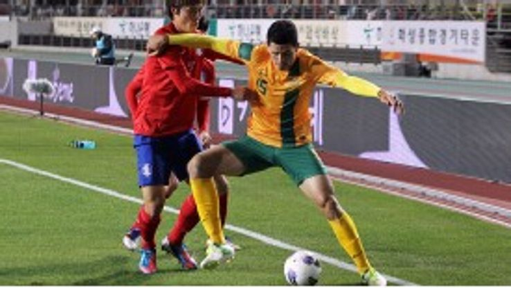 19-year-old Tom Rogic was one of four debutants in Australia's win over South Korea