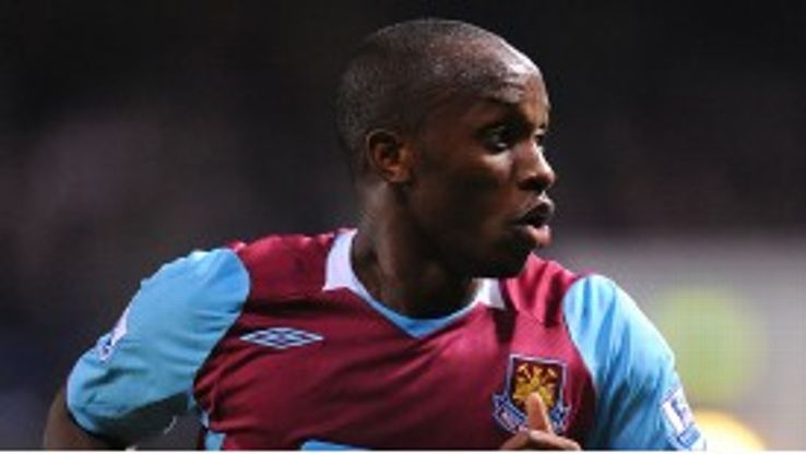 Savio Nsereko made just one Premier League start for West Ham United