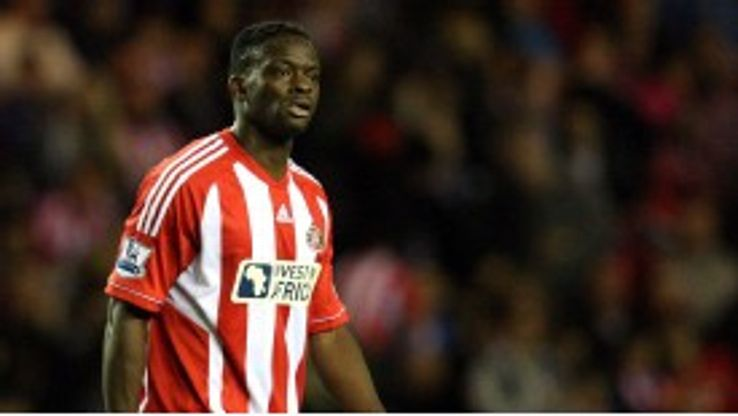 Louis Saha is desperate to play against his old club