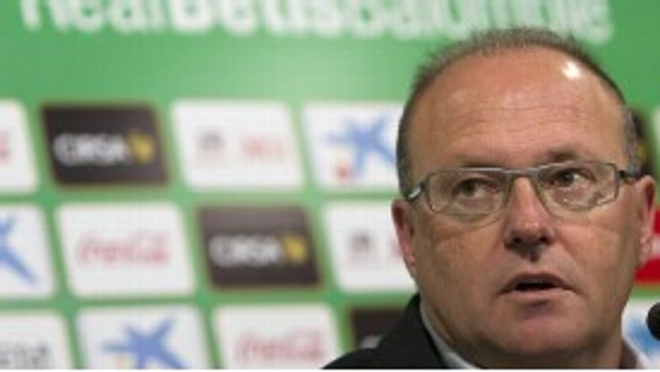 Pepe Mel is determined that Betis do not cede their advantage over Sevilla